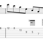3オクターブ・アルペジオ(minor)