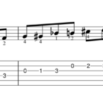 half step up Combination of diminished  scale