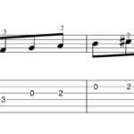 Whole tone scale(ホールトーン・スケール)
