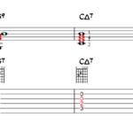 3STEP アドリブ練習法(第1ポジション)