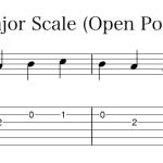 ギタリストのための読譜講座 第3回